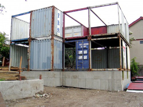 Building a shipping container home yourself joy studio design gallery best design - Build home from shipping containers ...