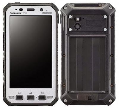 Toughpad FZ-E1 and Toughpad FZ-X1 in India