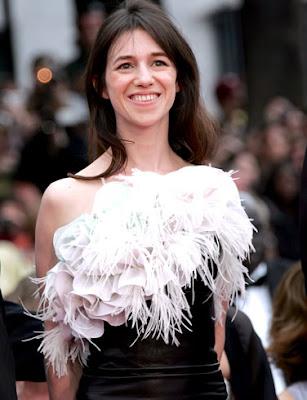 Charlotte Gainsbourg vestido fashion