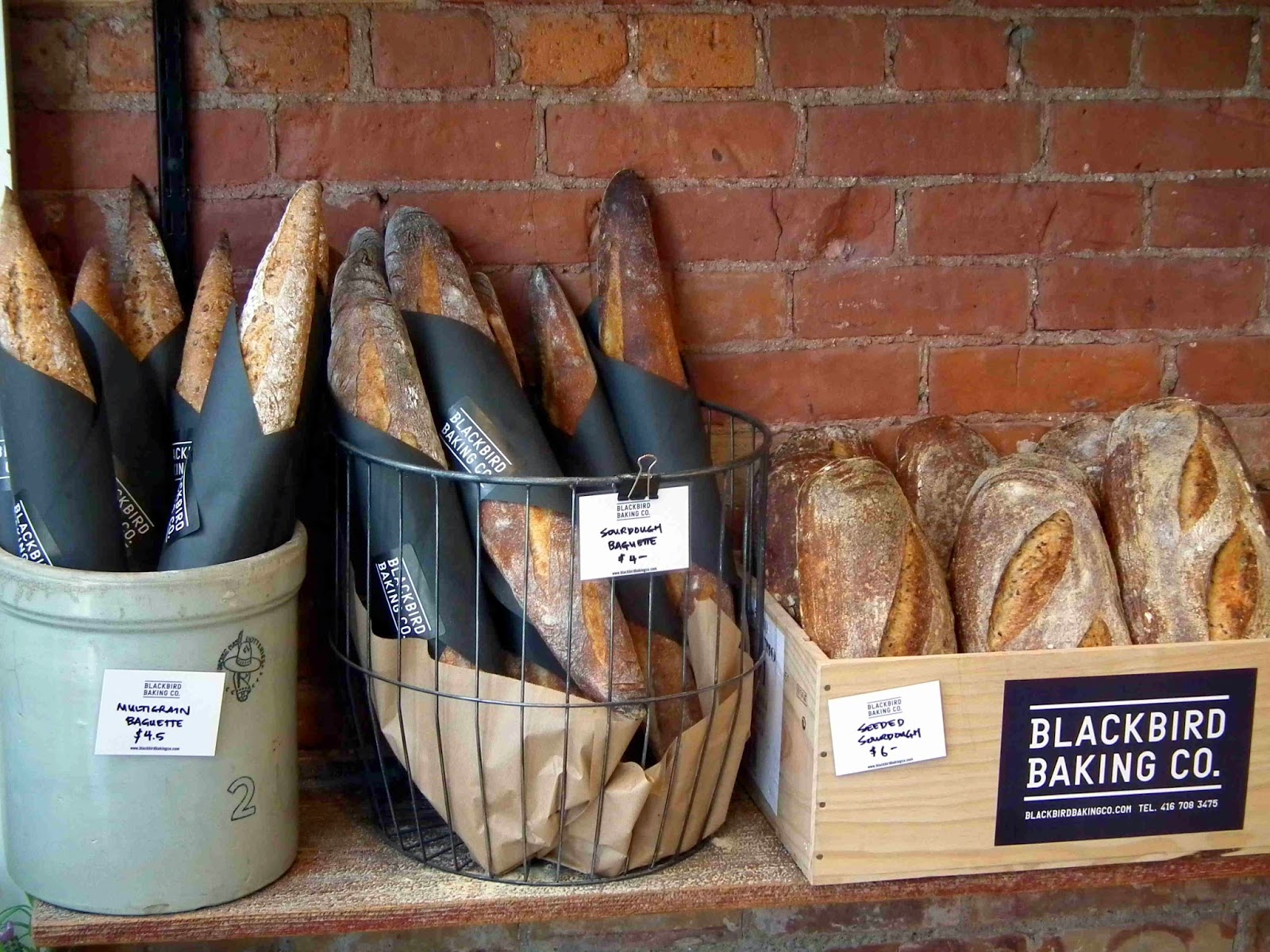 blackbird baking co toronto