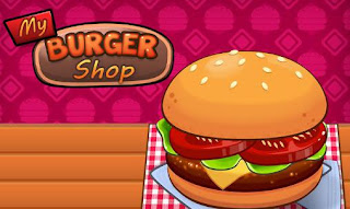 Screenshots of the My burger shop: Fast food for Android tablet, phone.