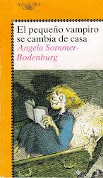 EL PEQUEÑO VAMPIRO SE CAMBIA DE CASA--ANGELA SOMMER B