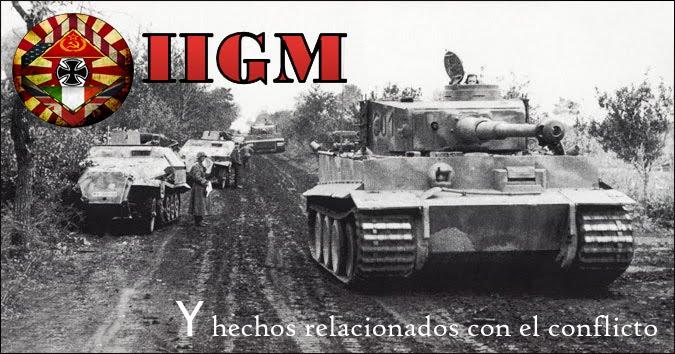 Segunda Guerra Mundial-Blogg