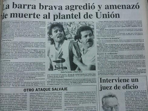 Unión Banfield 1993