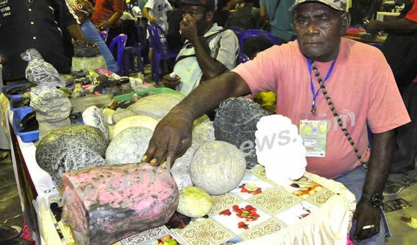 Edan, Batu Akik Papua ini Laku Terjual Rp 1,5 miliar