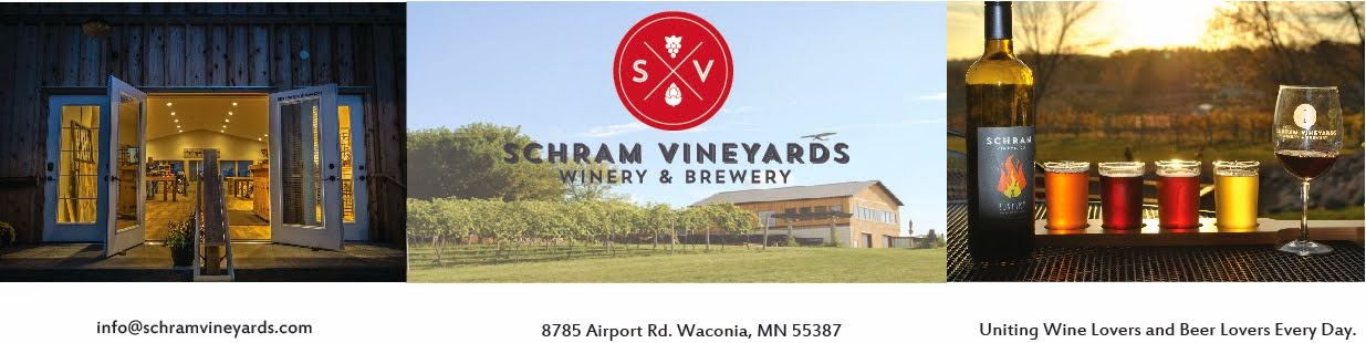 Schram Vineyards Winery & Brewery - Waconia, MN