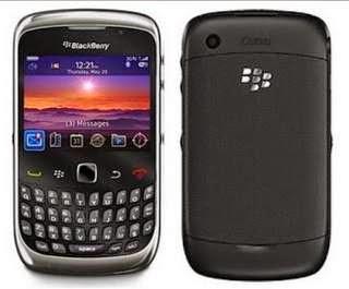 Harga BlackBerry Curve 3G Terbaru