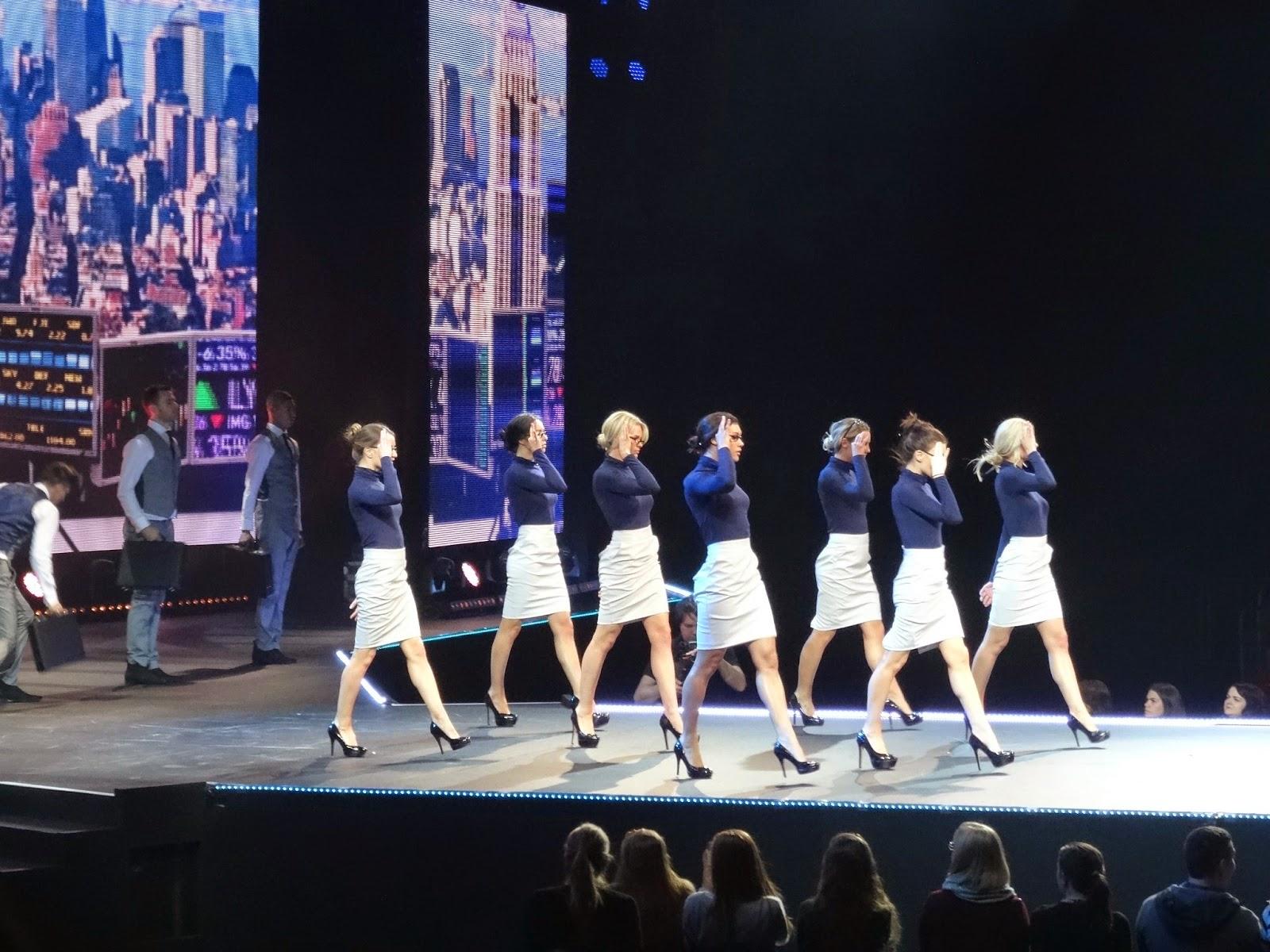 The Clothes Show in Birmingham Fashion Theatre