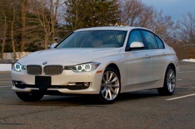 BMW 328d sedan 2014