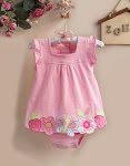 Carter's Soft Pink Dress Romper RM20