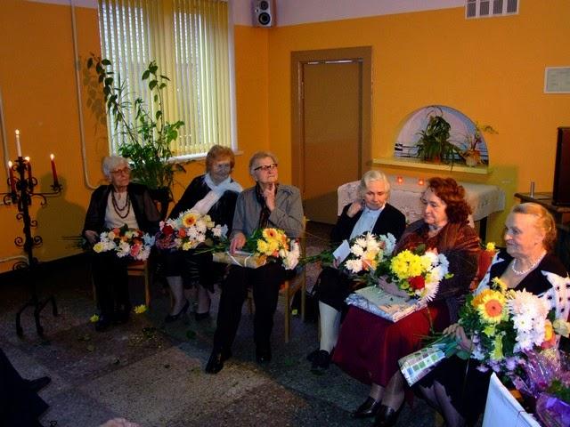 """,, Harmonijas """" literātēm jubileja ( 2009. g. )"""