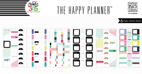 Snc 39 s new arrivals mambi the happy for Happy planner accessories