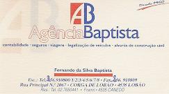 AGENCIA BAPTISTA