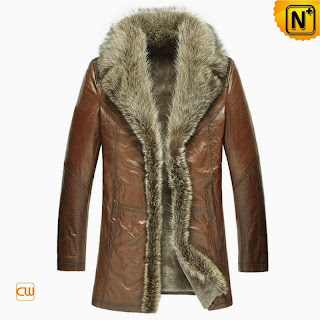 Fur Shearling Coat