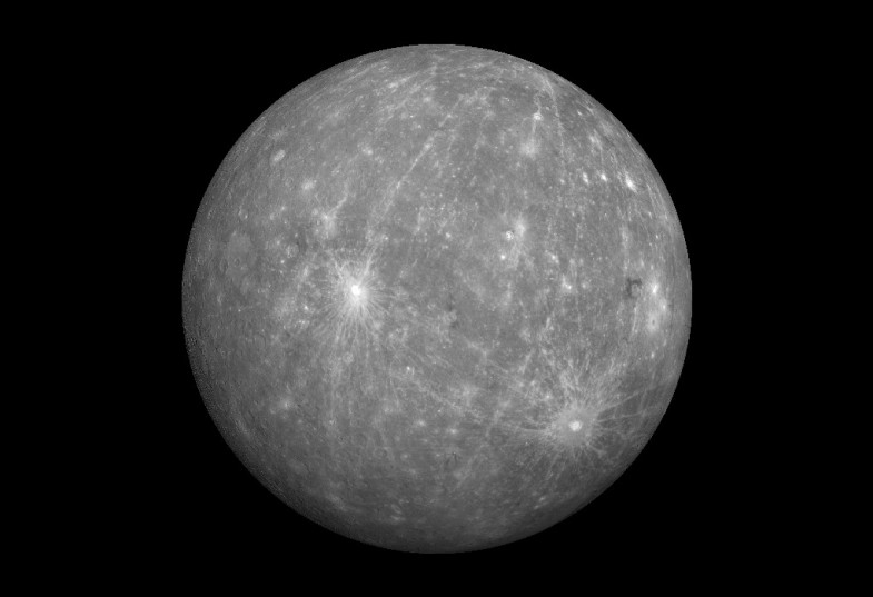 what are the moons of mercury - photo #19