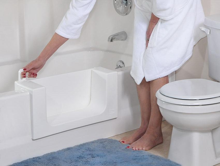 Key Words: Tub, Bath, Bathtub, Bathroom, Renovation