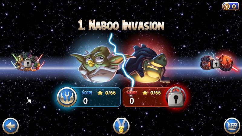 Angry Birds Star Wars 2 perang