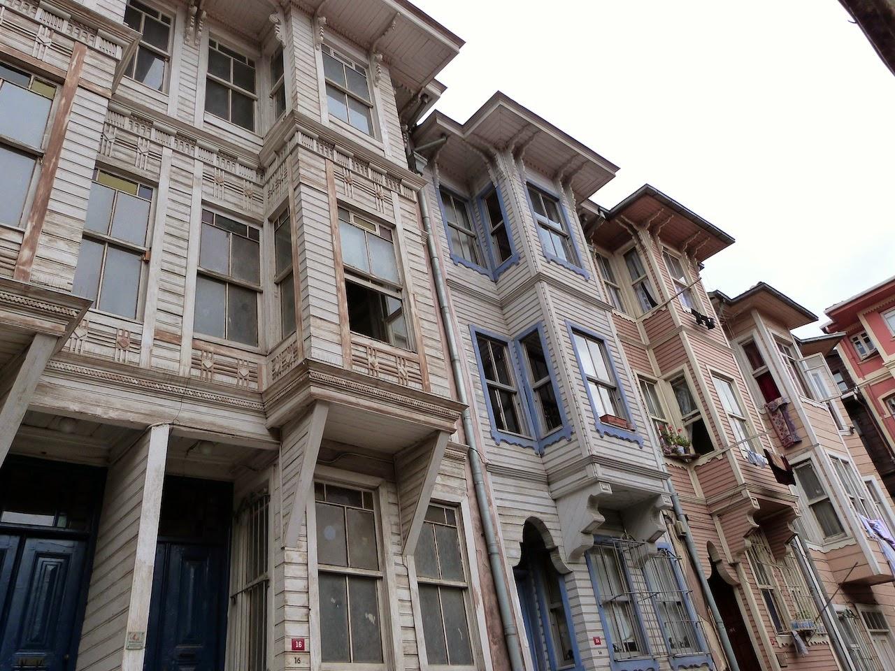 maison bois istanbul