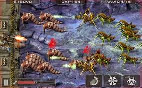Free Download Game Alien Bugs Defender for Android