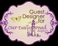 ODBD Guest Designer May 2014