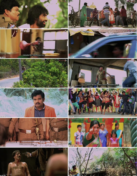 Singham 123 Telugu Movie DVDRip