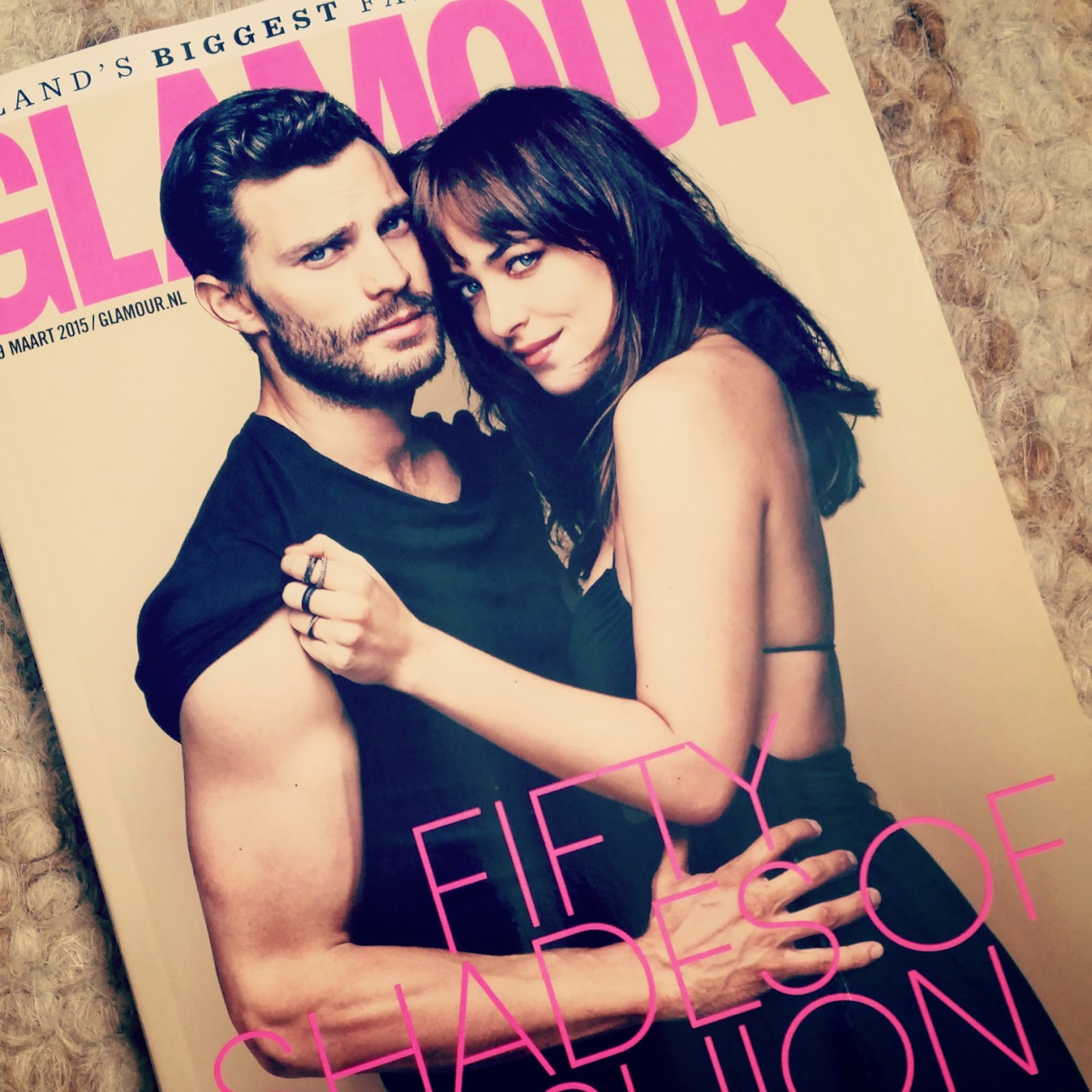 glamour magazine nederland jamie dornan fifty shades of grey