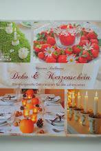 Deko und Kerzenschein