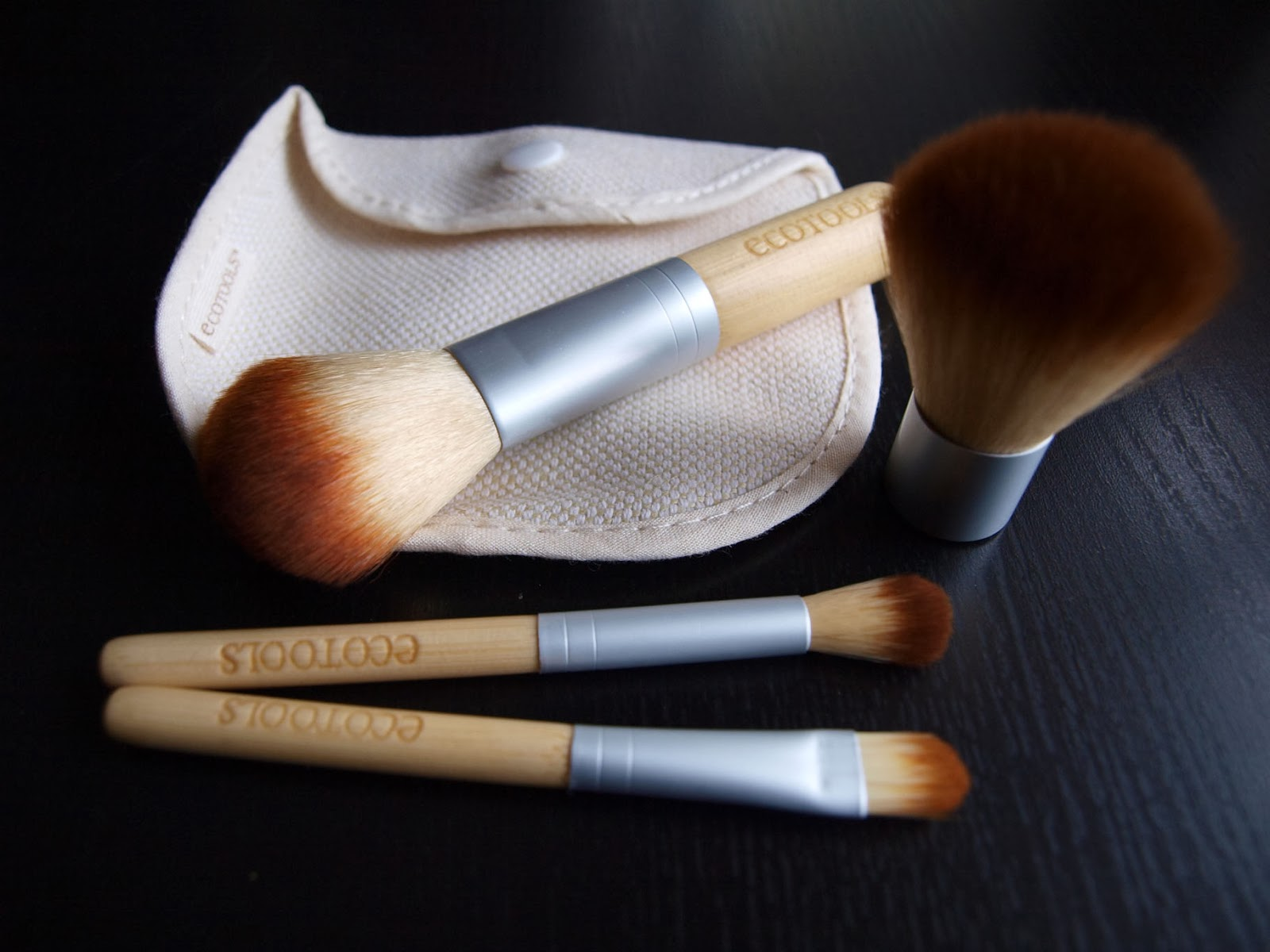 Pedido buyincoins haul review brochas ecotools makeup brush