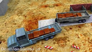 Game Simulasi Mengemudi Truck