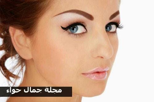 بالصور : الخطوات الصحيحة لرسم الحواجب بالقلم.. مجلة جمال حواء