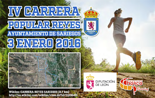 carrera popular reyes sariegos 2016