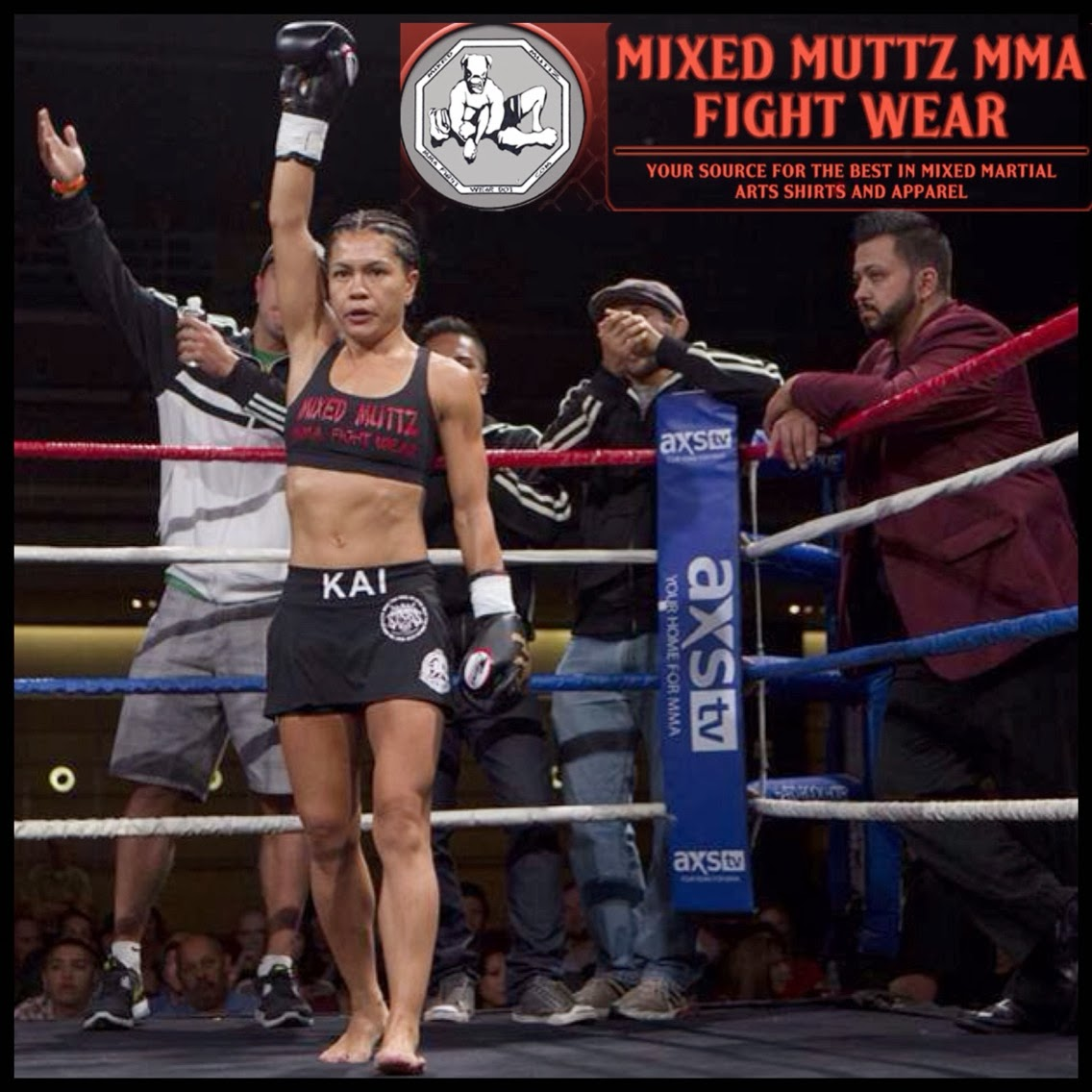Mixed Muttz MMA Fight Wear