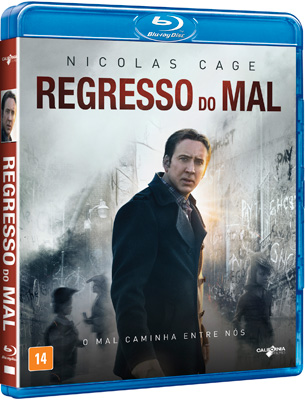Filme Poster Regresso do Mal BDRip XviD Dual Audio & RMVB Dublado