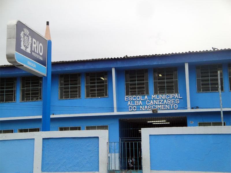Escola Alba Cañizares do Nascimento