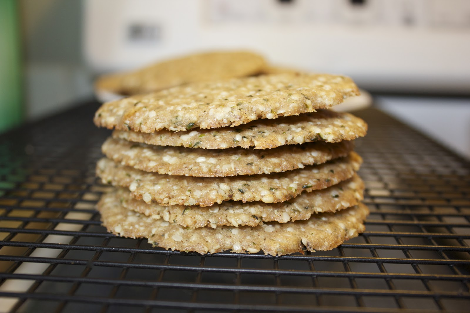 hemp cookies recipe