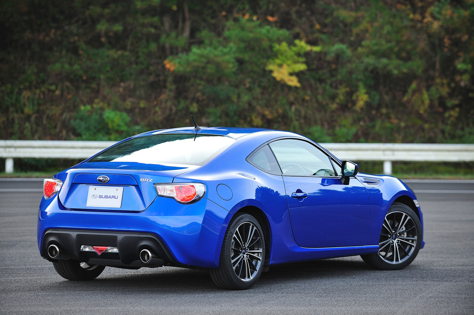 Subaru Is Back In The Game, After Being On The Sideline For Over Two  Decades With A Spanking Brand New, Stylish Two Door 2+2 Coupe, The BRZ.