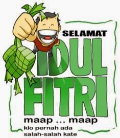Ucapan Selamat Idul Fitri dan SMS Lebaran