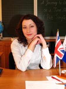 """Поздравляем Мустафину Елену Сергеевну с победой в муниципальном этапе конкурса """"Учитель года""""!"""