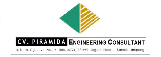 Lowongan Kerja CV. PIRAMIDA Engineering Consultant