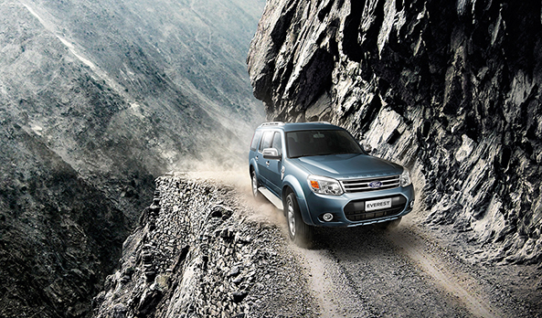 THE ULTIMATE CAR GUIDE: Used Car Review - Ford Everest