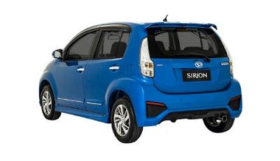 Review Mobil Daihatsu Sirion