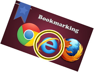 How to Bookmark in Internet Explorer