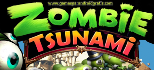 Download Zombie Tsunami v3.0.3 Apk Mod