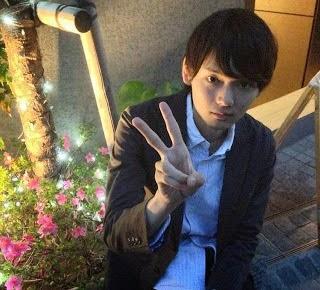 Peace... Yuki Furukawa