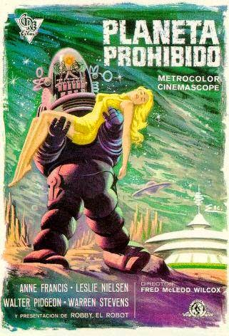 planeta prohibido