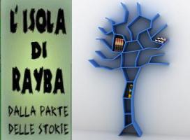 IN EVIDENZA sullo scaffale della biblioteca di Rayba