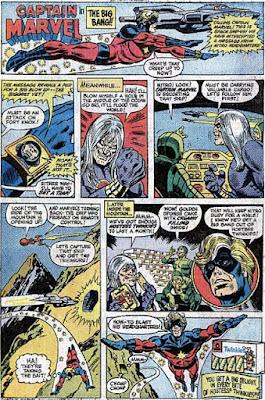 Marvel Comics Captain Marvel Hostess Twinkies ad