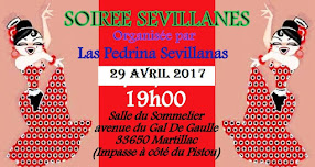 SOIREE SEVILLANES MARTILLAC 29/04/2017