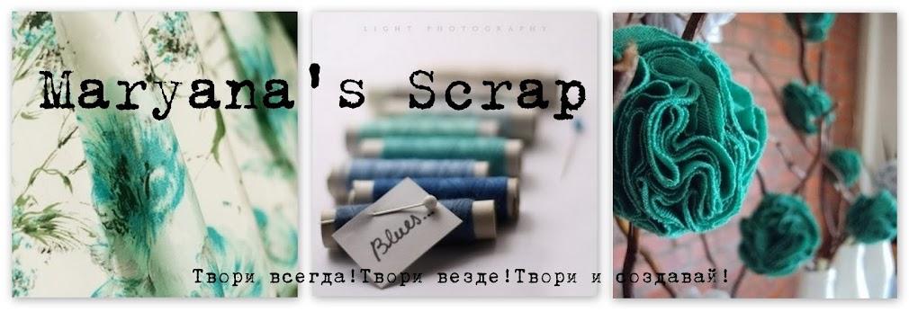 Maryana's Scrap ♥