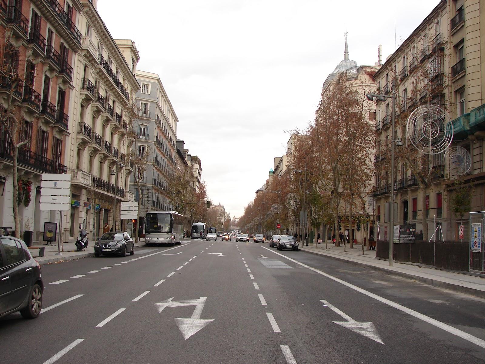 Tu mejor fotograf a digital fotos de madrid - Calle serrano 55 madrid ...